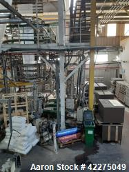 Used Macchi Plastex 7 Layer Blown Film Extrusion Line