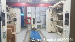 "Used- Windmoller & Holscher 80"" 7 Layer Line, Model 2200MM."