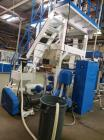 Used- Lung Meng Extrusion Line for Producing T Shirt Bags