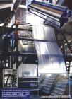 Used-Blown Film Extrusion Line comprised of:  (1) Extruder for LDPE, built 2004, 53.3 hp/40 kW, diameter 3.54