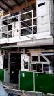 Used- Macchi Plastex 7 Layer Blown Film Extrusion Line