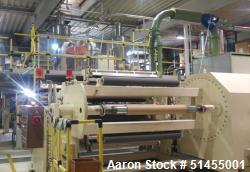 Used- ER-WE-PA 5 Layer Extrusion Cast Film Line