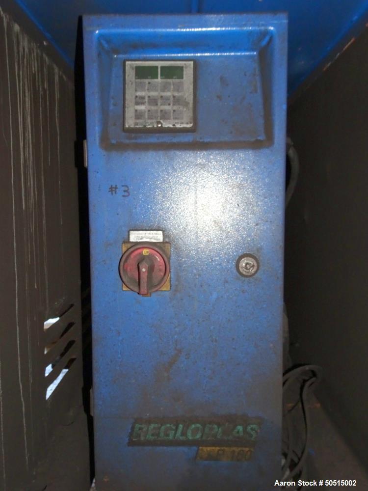 Used- Buss Ko-Kneader Extruder, Model TCS 100-16 D