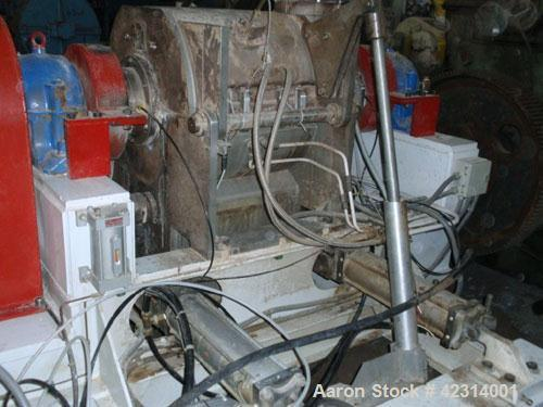 Used- Stainless Steel Draiswerke Inc Gelimat Thermokinetic Mixing/Compounding Ma
