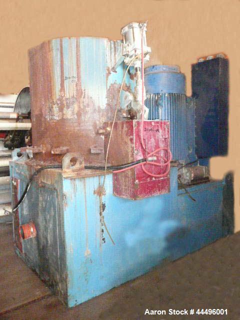 Used- Reg-Mac Film Densifier