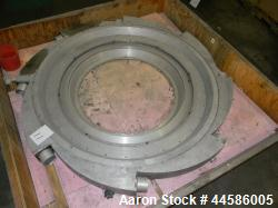 "Used- 36"" Davis Standard Lip Air Ring."