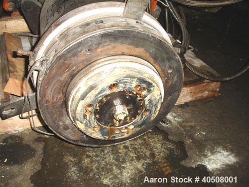 """Used- Basket Type Pipe Die, 9.5"""" diameter"""