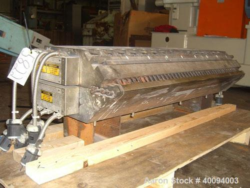 "Used- 42"" Cloeren Model Epoch V Sheet Die"