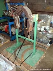 "Used- Extruder 6"" Die Clamp On Stand"