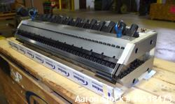 "Used- EDI Extrusion Dies Fully Refurbished 41"" Wide Ultraflex Flex Lip Sheet Die"