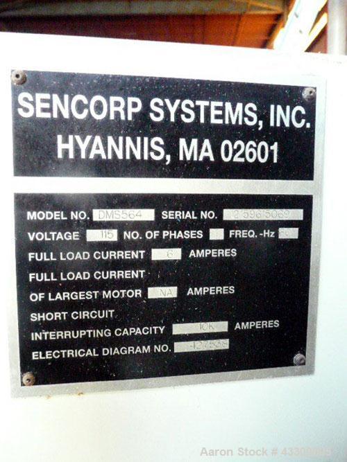 Used- Senocorp Circular Foam Sheet Die