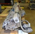 """Used- EDI Extrusion Dies 60"""" Wide Sheet Die. Back center feed with adapter. Serial#12-31509-1."""