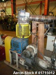 Used- Melt Pump. 30 HP