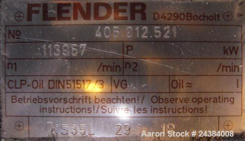 Used- Gearpump, approximately 4 kw.