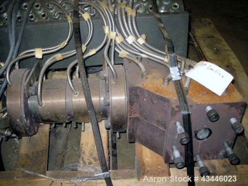 "Used- Normag 2-1/2"" Gear Pump"