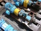Used- Blackmer Gear Pump, Model GSX2 1/24, Carbon Steel. 2.5