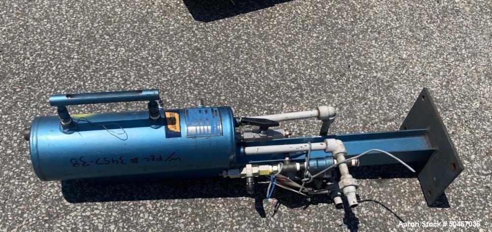 """Used-1"""" Zenith gear pump"""