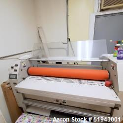 Used-D & K Expression 44 Twin Wide Format Dual Purpose Laminator