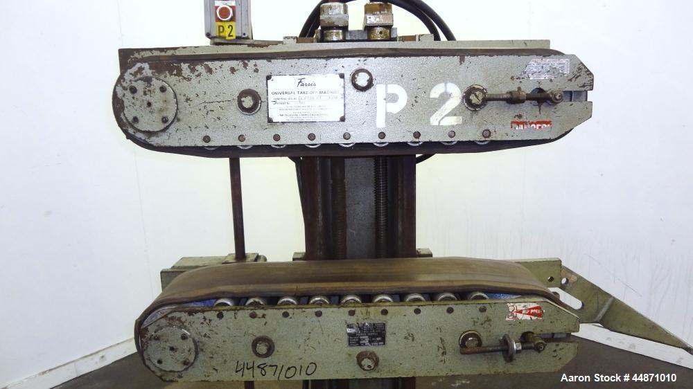 Used- Farris Belt Puller, Model B-500-VT  (2) App