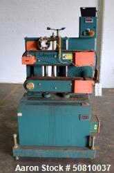 Used- CDS Custom Downstream Systems Belt Puller, Model CBH-25-4V