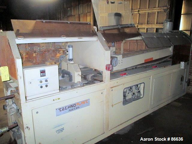 Used- Technoplast Puller/Traveling Saw Combination