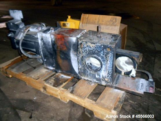"""Used-4.5"""" Dynisco Screen Changer Model EH45"""