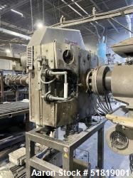 Used-Gneuss Continuous Backflushing Rotating Disc Screen Changer