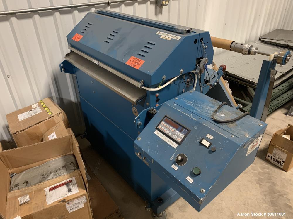 Used- Rosenthal Sheeter, Model SM-30