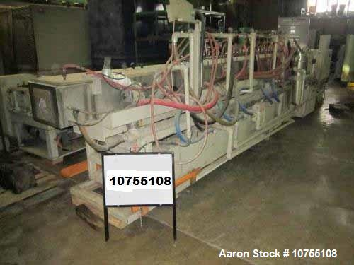 Used- CDS Model CVC22-575, 4 compartment vacuum tank