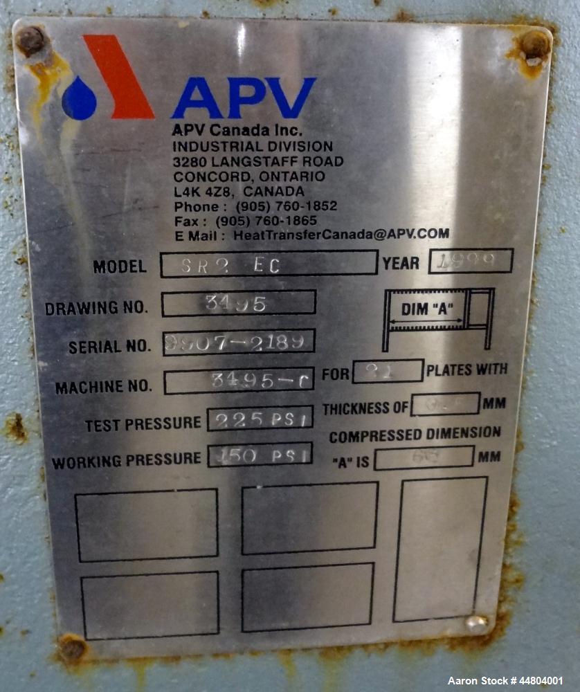 Used Conair Metaplast Vacuum Sizing Tank Model Mvs3 Sp L R