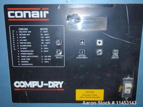 Used-Conair Dehumidifying Hopper Dryer, model D16A40000005