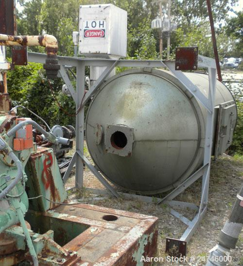 Used- Carbon Steel Drying Hopper
