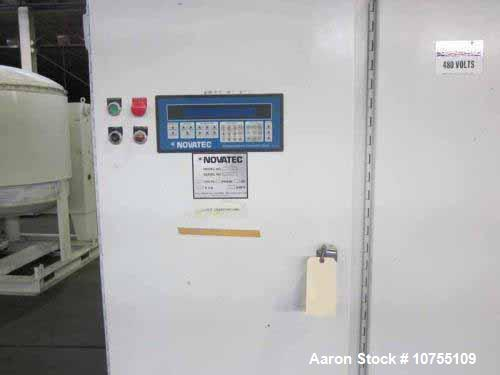 Used- Novatec Model CDM1750 Desiccant Dryer