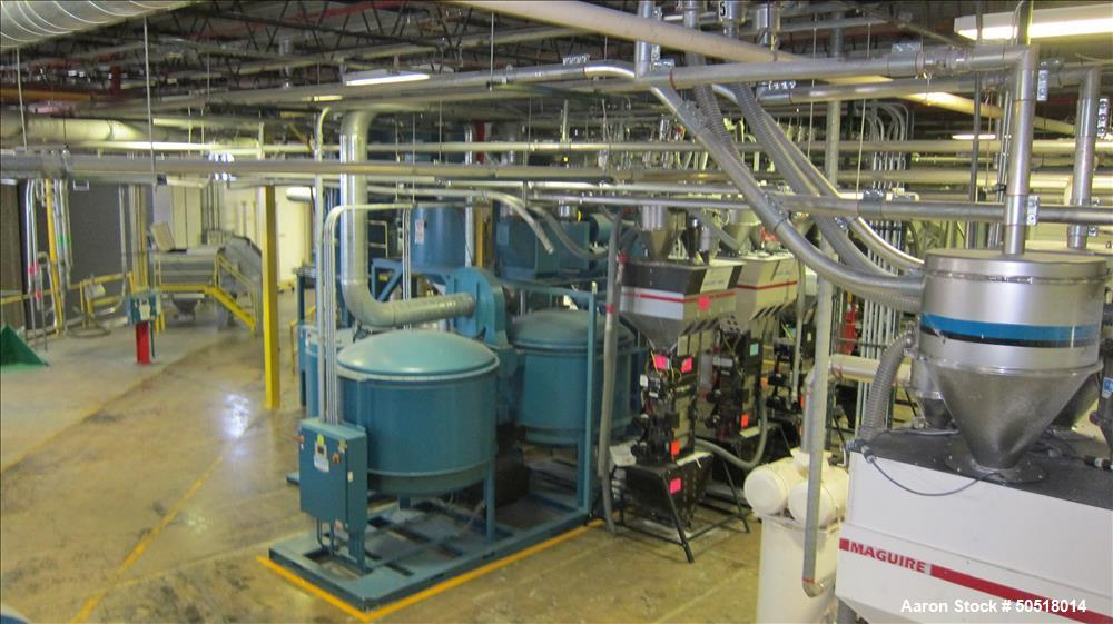 Lot# 306 - Used-Novatec Dryer Model GFH-3000, SN 10A3396-0134, Natual Gas Fired, Year 2006