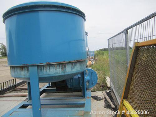 Used- Novatech Dual Desiccant Hopper Dryer, Model MPC3000