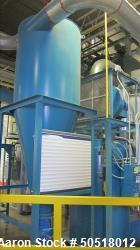 Used-Novatec Crystallizer Model GPH-2500, SN 9258-0165, Year 2009, Natural Gas Fired,