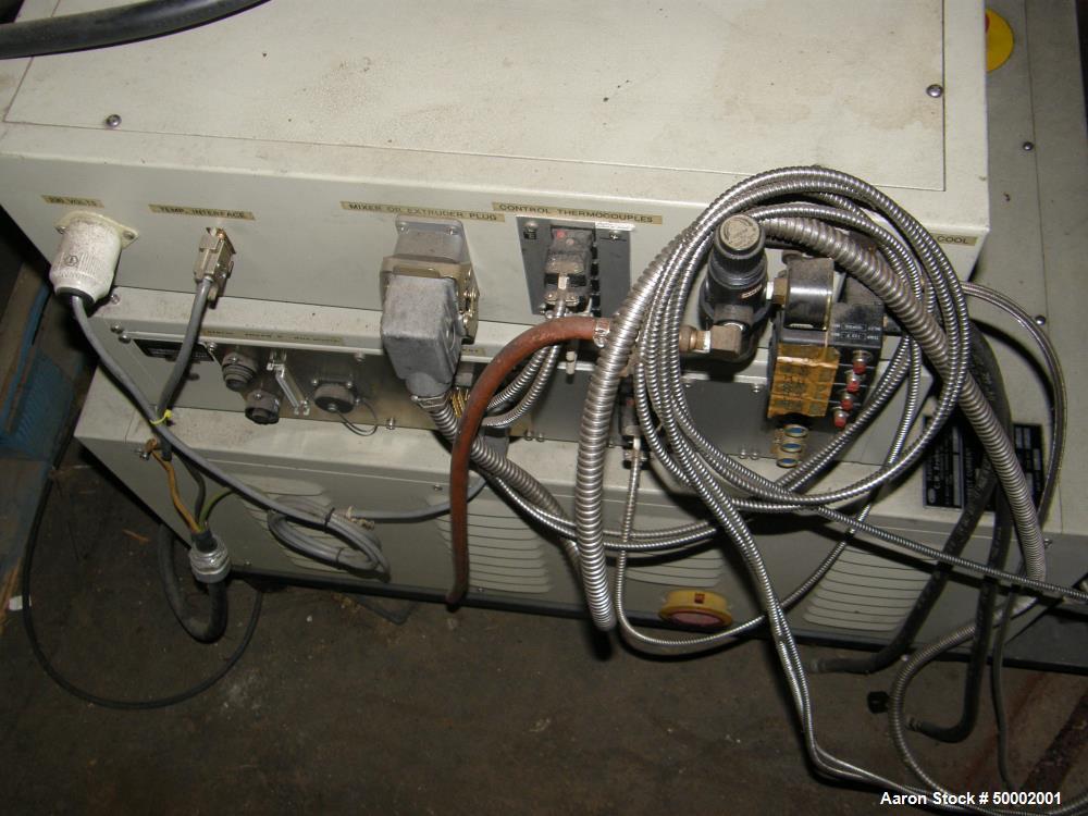 Used CW Brabender Plasti-Corder Lab Extruder/Mixer