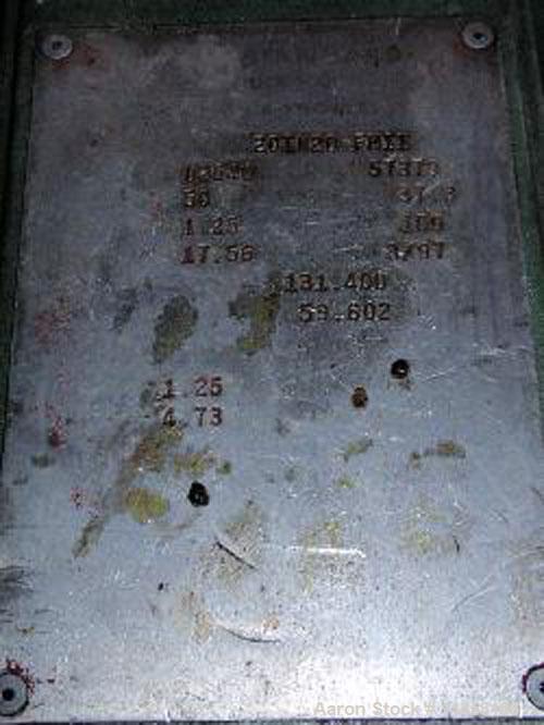Used-Davis Standard Thermatic Extruder, model 20IN20