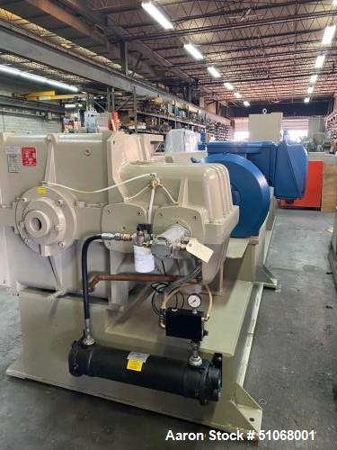 "Used- 6"" Davis Standard Plastics Extruder"