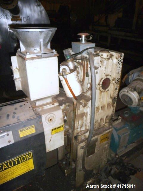 "Used- Approximately 1.5"" Davis Standard Single Screw Extruder"