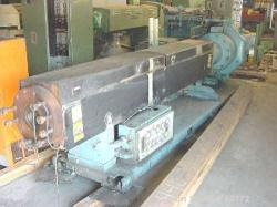 "Used- Black Clawson 4-1/2"" Single Screw Extruder"