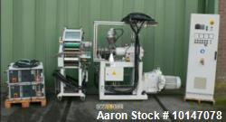 """Used- Buss Compounding Systems AG Single Screw Mixing Extruder """"Co-Kneader"""", Mod"""