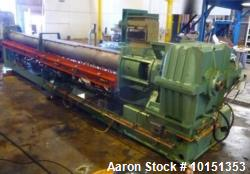 "Used- 6"" Davis Standard 40:1 L/D Non-Vented Extruder"