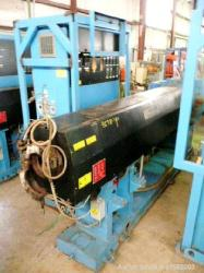 Used- Davis Standard 3-1/2' Single Screw Extruder, Model 3.5MV-350