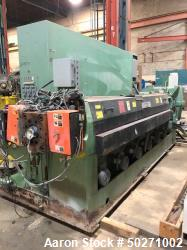 "Used- Davis Standard 4.5"" Single Screw Extruder, Model 45IN45H."