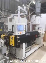 Used- Davis Standard Single Screw Extruder
