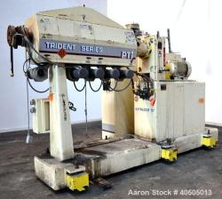 "Used- PTI Processing Technologies 2-1/2"" Trident Series Single Screw Extruder"