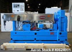 "Used- Welex 3.5"" Single Screw Extruder, Model 3.5"