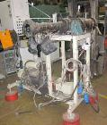 "Used- NRM Model 43.5-32.1, 4.5"" Pacemaker III rh/wc extruder"