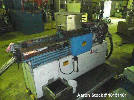Used- APV Twin Screw Powder Coating Line